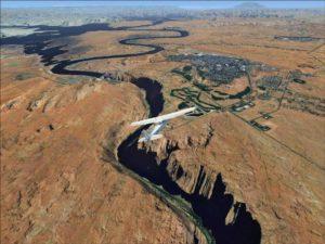 04 Glen Canyon Dam- Lake Powell- Page AZ