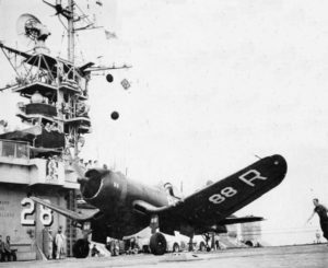 F4U-1_Air_Group_67_USS_Cabot_NAN8-49